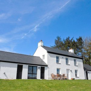 Dolgoed House – sleeps 8